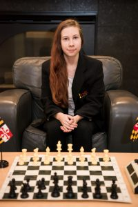 Women's International Master - Mai Narva